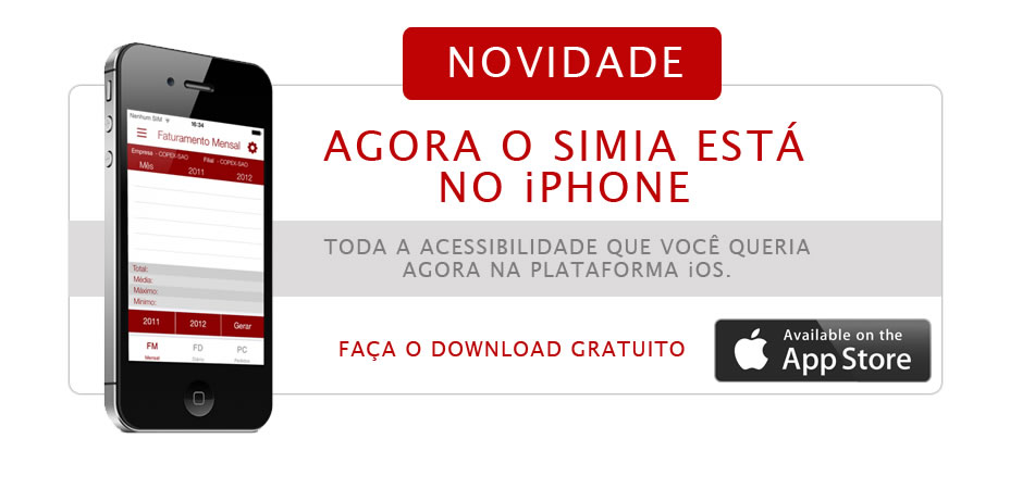 Simia no iphone